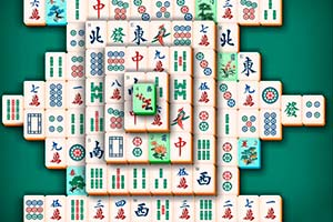Pausenspiele Mahjongg
